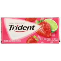 Kẹo gum Trident Island Lime - 1397