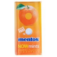 Kẹo ngậm không đường Mentos hương cam - 1289