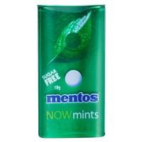 Kẹo ngậm không đường Mentos hương spearmint - 1290