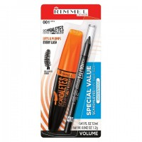 Mascara Rimmel Scandal Eyes 12ml - 1513
