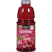 Nước ép trái cây Langer Cranberry Cocktail 100% Vitamin C - 663