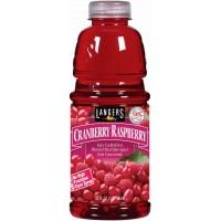 Nước ép trái cây Langer Cranberry Raspberry 100% Vitamin C - 664
