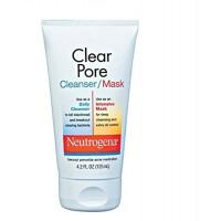 Sữa rửa mặt & mặt nạ Neutrogena Clear Pore - 1310