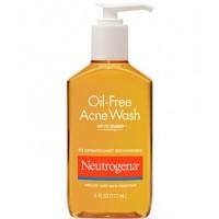 Sữa rửa mặt ngăn ngừa mụn Neutrogena Oil-Free Acne Wash 177ml - 898