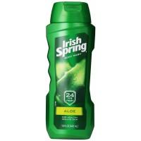 Sữa tắm Irish Spring Aloe 532ml - 1150  Xuất xứ: Mỹ