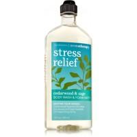Sữa tắm Stress Relief Cedarwood & Sage - 1312