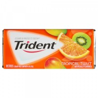 Kẹo gum Trident Tropical Twist - T51