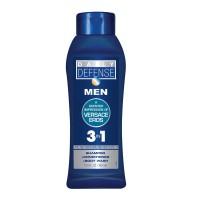 Tắm gội Daily Defense for Men 3 in 1 399ml - 1033
