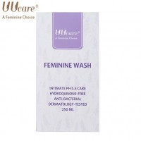 Dung dịch vệ sinh phụ nữ Uucare Feminine Wash 250ml