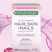 Hair Skin & Nails 5000mcg 250 viên - 011