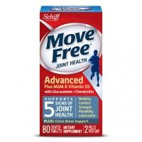 Hỗ trợ xương khớp Schiff Move Free 80 viên