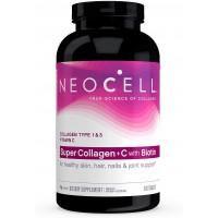 Viên uống Neocell super collagen +C 360 viên