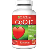 Hỗ trợ tim mạch CoQ10 trunature 250viên