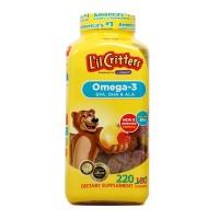 Kẹo dẻo cho bé Omega-3 DHA Vitafusion 220viên - VI0554