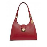 Túi Coach đỏ F37606