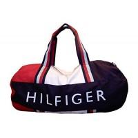 Túi du lịch Tommy Hilfiger trắng xanh đỏ 011528178263