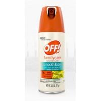 Xịt chống côn trùng OFF Family Care 71g - T176