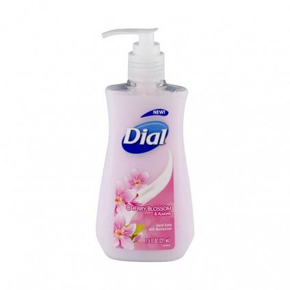 Sửa rửa tay Dial cherry blossom & almond hand soap 221ml
