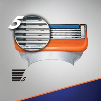 Lưỡi cạo râu Gillete Fusion - 696