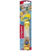 Bàn chải đánh răng bằng pin cho bé Minions Colgate - 3186