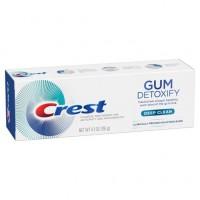 Kem đánh răng Crest Gum Detoxify 116g