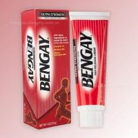 Kem trị đau nhức Bengay Ultra Strength Non-Creasy Cream 113g - 1060