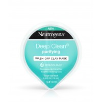 Mặt nạ Neutrogena Deep Clean Purifying Wash-Off Clay Mask  10ml - 2888