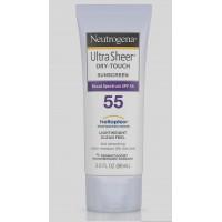 Kem chống nắng Neutrogena Ultra Sheer Dry-Touch Sunscreen SPF 55 - 713