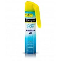 Xịt chống nắng Neutrogena Cooldry sport SPF70 155g - 2504