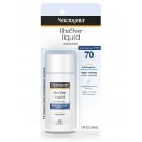 Kem chống nắng Neutrogena Ultra Sheer Liquid Daily Sunscreen SPF 70 (40ml) - 2540
