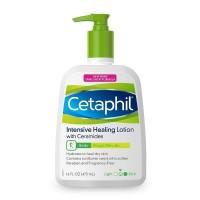 Dưỡng thể Cetaphil Intensive Healing dành cho da khô, thô ráp, bong tróc 473ml