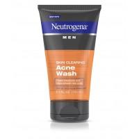 Sửa rửa mặt trị mụn Neutrogena Men Acne Wash 150ml - 3196