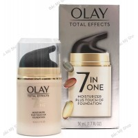 Kem Dưỡng Da Olay Total Effects Moisturizer Foundation 50ml