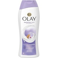 Sữa tắm Olay Hydrating Clean Almond Milk 650ml