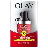Trial Size Olay Regenerist Micro Sculpting Cream SPF30 15ml