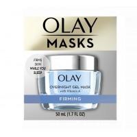 Mặt nạ ngủ làm săn chắc da Olay Firming Overnight Gel Face Mask with Vitamin A 50ml