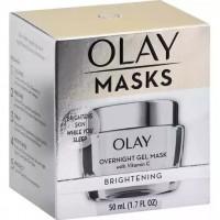 Mặt nạ ngủ làm sáng da Olay Masks Brightening 50ml