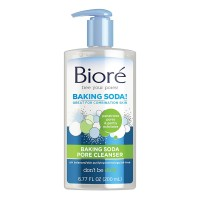 SRM Biore Baking Soda Pore Cleaser 200ml - 2513