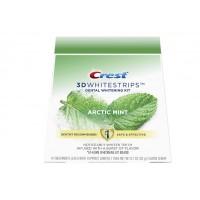 Bộ miếng dán trắng răng Crest 3D Whitestrips Arctic Mint