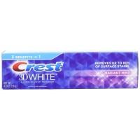 Kem đánh trắng răng Crest 3D Whitening 80% 136g - T125