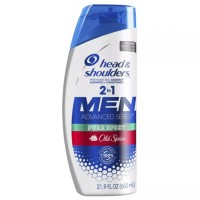 Dầu gội xả Head and Shoulders Old Spice Pure Sport Dandruff 2in1 Men 650ml