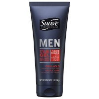 Gel vuốt tóc Suave Men Styling Gel Firm Control 198g