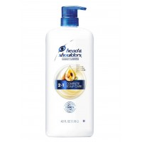 Dầu gội Head and Shoulders Complete Scalp Care with almond avocado sunflower 1.18l