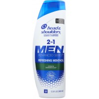Dầu gội xả 2 in 1 Head & Shoulder Men 380ml