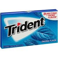 Kẹo gum Trident Original - 109