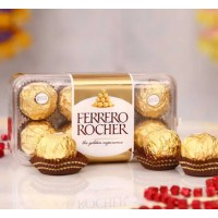 Chocolate Ferrero Rocher 16 viên - 1025