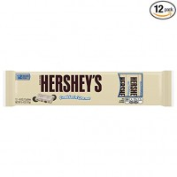 Chocolate HERSHEY'S Cookies 'n' Creme Candy Bar 153g