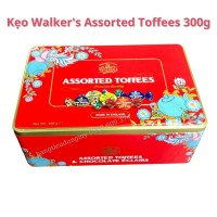 Kẹo Walker's Assorted Toffees 300g