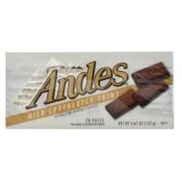 Chocolate Andes Milk Chocolatey Thins 132g - 2583