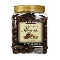 Chocolate sữa hạnh nhân Kirkland 1.36kg - 1993